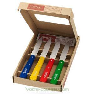 Couteau Opinel office couleurs classiques