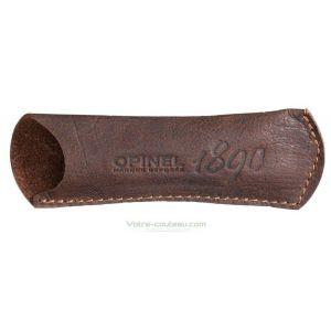 Etui Opinel 1890 en cuir pour Opinel N6 N7 N8