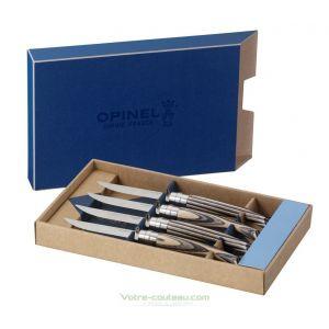 Couteau Opinel de Table CHIC en BOULEAU