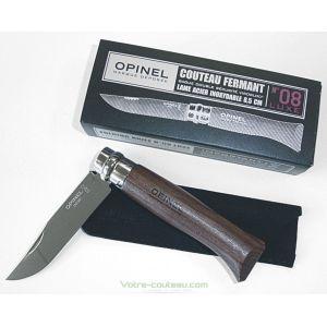 Couteau Opinel N08 en Bubinga