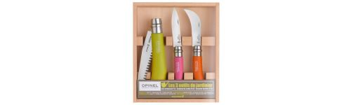 -Coffrets Opinel CAMPAGNE